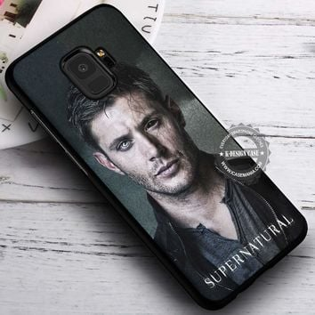 Half Face Demon Supernatural Dean Winchester iPhone X 8 7 Plus 6 546924b0d