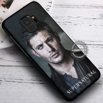 Half Face Demon Supernatural Dean Winchester iPhone X 8 7 Plus 6s Cases Samsung Galaxy S9 S8 Plus S7 edge NOTE 8 Covers #SamsungS9 #iphoneX
