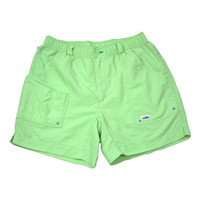 Angler Shorts | COAST Logo - Greengage