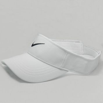 Nike Fashion Casual Outdoor Running Cap Cool Unisex Baseball Cap Hat White G