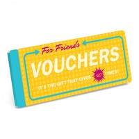 Vouchers for Friends - The Gift that Gives 20 Times!