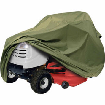 Classic Accessories Lawn Tractor Cover, 44 in. W x 72 in. L x 46 in. H - For Life Out Here
