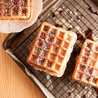Happy National Waffle Day! - PBteen Blog