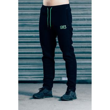 MY MALL METRO  CozyFit Bottoms - Black & Green  Check Homepage for Promo Codes! <