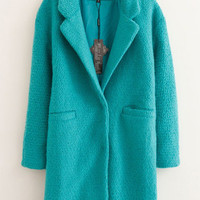 Autumn & Winter Sections Loose Big Size Woolen Overcoat,Cheap in Wendybox.com