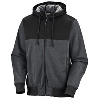 Columbia Sportswear Double-Up Hoodie Jacket - Omni-Shield®, Fleece (For Men)
