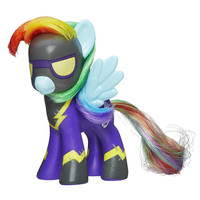 My Little Pony Rainbow Dash as Shadowbolt