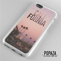 CALIFORNIA Sunset Hipster Vintage iPhone 6 Case Cover