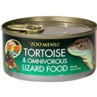 Zoo Med Laboratories Inc - Zoo Menu Tortoise And Omnivorous Lizard Food
