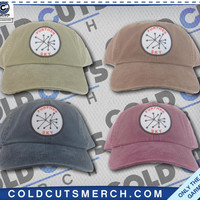 "Basement ""Circle Patch"" Hat 