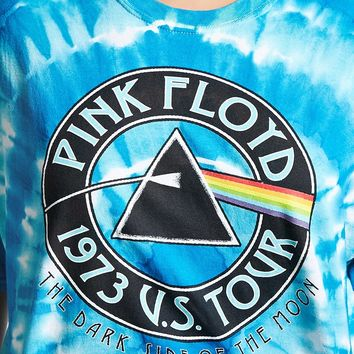 Plus Size Pink Floyd Band Tee