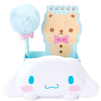 Buy Sanrio Cinnamoroll Notebook & PomPom Pen Set in Die-Cut Stand at ARTBOX