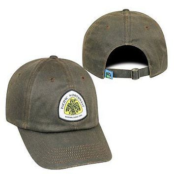 Licensed Pacific Northwest Trail Association Adjustable Primitive Hat Cap Curved Bill KO_19_1