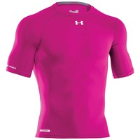 Under Armour Heatgear Sonic Compression Half Sleeve Top - Men's