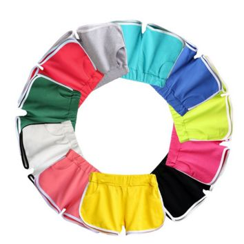 Candy Color Sport Shorts