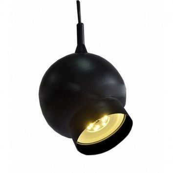 Loft creative industrial vintage warehouse restaurant LED pendant lamp light