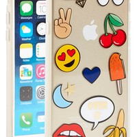 Sonix 'Emoticon' iPhone 6 Case - Yellow