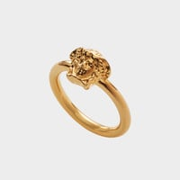 Versace Strong Wrap Medusa Ring for Women | US Online Store