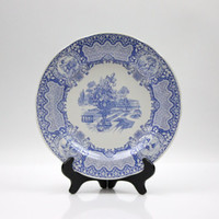 Spode Blue Room Collection / Seasons Plate / Display Wall Decor