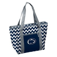 Logo Chair Penn State Nittany Lions 30-Can Chevron Cooler Tote
