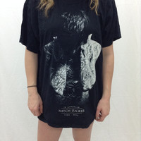Vintage Rock Tee- Suicide Silence's Mitch Lucker