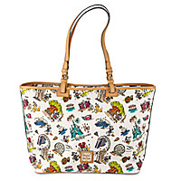 Disneyana Large Shopper by Dooney & Bourke - Walt Disney World