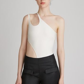 Mugler Sleeveless Cut-Out Bodysuit - WOMEN - JUST IN - Mugler - OPENING CEREMONY