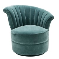 ART DECO SWIVEL CHAIR | EICHHOLTZ AERO - R