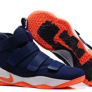 Nike LeBron James Soldier 11 ¢û Basketball Shoe
