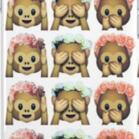 Emoji Monkeys by phantastique