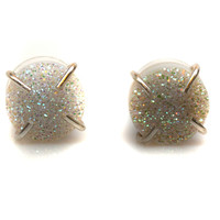 LaDolce Studs (white)