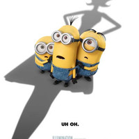 Minions 27x40 Movie Poster (2015)