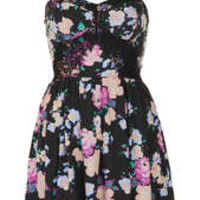 Dark Florals  - New In  - Topshop USA