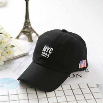 NYC 1985 Embroidered Baseball Cap Hat