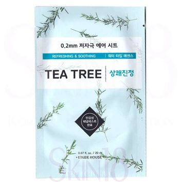 Etude House 0.2 Therapy Air Mask #Tea Tree