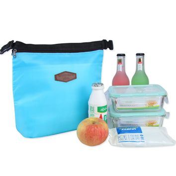 Small Insulated Lunch Box, Lunch Tote Bag for Women, Men And Children, Meal Prep Cooler