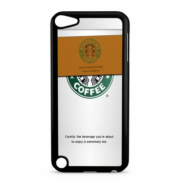 Starbucks Coffee Cup iPod Touch 5 Case