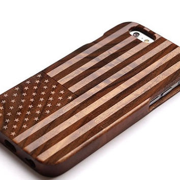 Americans  Wood iPhone 6 case, waves of the sea iphone 6plus wood case, iphone 5 case, iphone 5c case,iphone 4 case