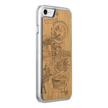 Stylish Motorcycle Motorbike Harley IPhone Case