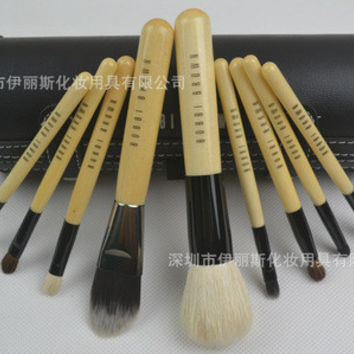 SIMPLE - Professional 9pcs Cosmetic Makeup Brushes Set a12702