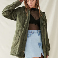 Vintage Surplus Hooded Jacket | Urban Outfitters