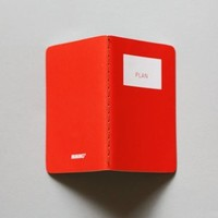 Our Workshop | Red Planner/Diary
