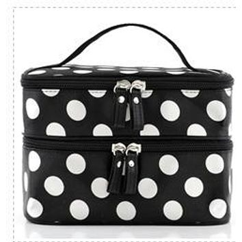 2017 Cosmetic Bag Travel Organizer Women Washing Bags Women Men Make Up Bags Pouch Ladies Toiletry Beauty Bag