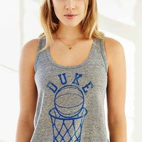 Duke University Basketball Tank Top- Grey