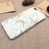 Vintage Gold Marble Stone iPhone 5se 5s 6 6s Plus Case Cover + Nice Gift Box 271