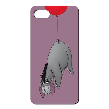 Winnie The Pooh Eeyore The Donky TPU Back Case Cover For Mobile Phone - G1321