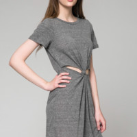 Knot Into You Dress