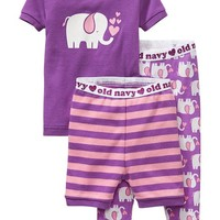 3-Piece PJ Sets for Baby