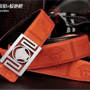 DCCKHI2 2018 HOT VERSACE BELT AND MEN WOMEN THE BELT