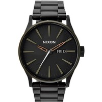Nixon The Sentry SS Watch - Mens Watches - Black - One